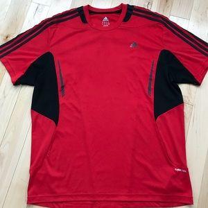 adidas Shirts - Men's Adidas vented Nylon Adidas tee